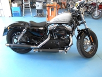 Harley Davidson Sportster 1200 Forty Eight
